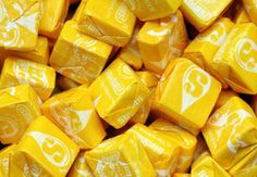 Yellowish yellow starburst aesthetic candy is my kryptonite pile aesthetic clumps Rainbow Aesthetic, Aesthetic Colors, Aesthetic Yellow, Orange Pastel, Yellow Theme, Yellow Candy, Color Yellow, Yellow Submarine, Yellow Walls