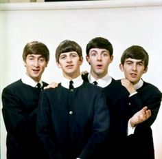 1963, Beatles