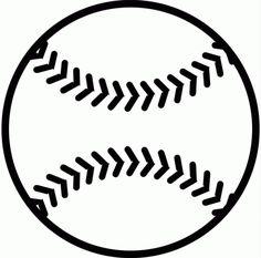 Baseball - Free Printable Coloring Pages