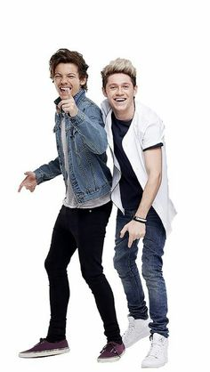 Niall and Louis!!