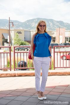 Discovering Boulder in Colorado and meeting Ana!   40plusstyle.com