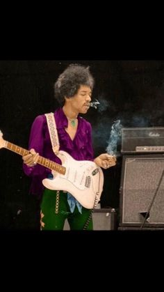 Band Of Gypsys, Hey Joe, Jimi Hendrix Experience, Psychedelic Music, Stevie Ray, Rock Legends, Blues Rock, Purple Fashion, Music Photo