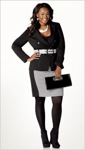 Steve Harvey Plus Size | You can checkout the rest of the details over at Kim's blog The Curvy ...