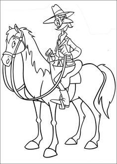 Marcelino Coloring Pages 11