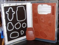 Cling Stamps and Framelits