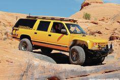 1992 Chevy 1500 Suburban: Super Suburban