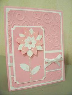 buds and blossoms - stampin up site:pinterest.com | Bud Basics SU: Cards 1 13 14, Flower Card, Crafts Cards, Card Girlie ...