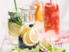 Wasser mit Geschmack: Infused Water: Fünf Rezeptideen