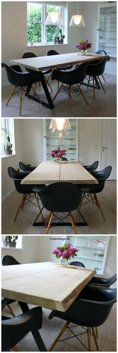 Some of the best ideas come from other countries!  plankebord i egetræ fra Woodstyle i Hedensted