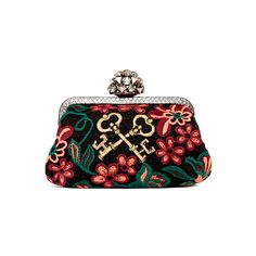 OOOK - Dolce&Gabbana - Women's Accessories 2014 Pre-Fall - LOOK 44 |... ❤ liked on Polyvore featuring bags, handbags, clutches, dolce gabbana handbag and dolce gabbana purse