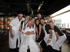The team in Brisbane Brisbane, Behind The Scenes, Japanese, Drink, Eat, Jackets, Fashion, Down Jackets, Moda