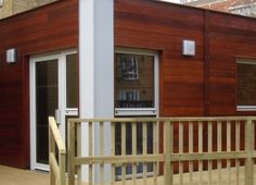 Greenfields School - Projects - Container City
