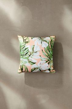 Deny Designs Marta Barragan Camarasa For Deny Botanical Collection Outdoor Throw Pillow Leaf Prints, Floral Prints, Outdoor Stools, Stylish Beds, Backyard Furniture, Old Chairs, Golden Girls, Outdoor Throw Pillows, Accent Pillows
