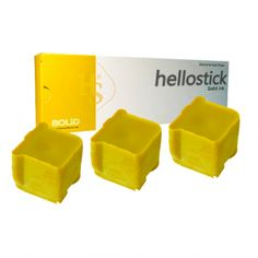 $45.99 Xerox PHASER 8400 - 3Yellow (108R00607) Solid Ink Sticks