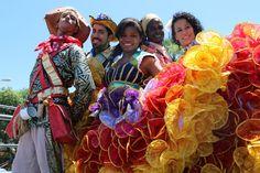 Val Macambira no carnaval de Salvador 2016