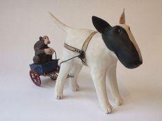 Ceramic sculpture by Marie Prett