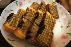 Resep Kue Lapis, Cara membuat kue lapis, Resep Kue Lapis lezat