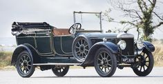 1923 Daimler TS 6.30 Tourer