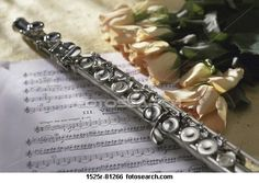 Re-learn how to play the flute.