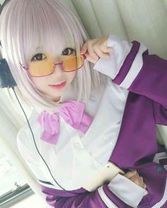 Cute Cosplay Kawaii Cosplay, Cosplay Anime, Cute Cosplay, Amazing Cosplay, Cosplay Outfits, Best Cosplay, Cosplay Girls, Cute Asian Girls, Cute Girls