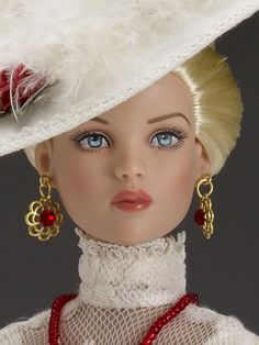 Deron insisted that I get this one too- Victorian Social - Cami | Tonner Doll Company