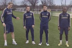 Samsung kicks off 'the Chelsea way' training scheme
