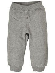 NEWBORN DANA SWEAT PANT, Grey Melange, list