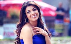 Kajal Agarwal In Blue Top With Smiley Face Widescreen HD Wallpaper, Bollywood Actress Images Hd Wallpapers 1080p, Latest Wallpapers, Celebrity Wallpapers, Hd 1080p, Widescreen Wallpaper, Bollywood Wallpaper, Smile Wallpaper, Actress Wallpaper, Best Cardio