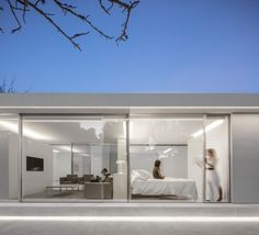 Guest Pavilion by Fran Silvestre Arquitectos - MyHouseIdea