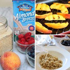 Summer Breakfast Quinoa Bowls | Skinnytaste