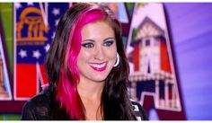 Jessica Meuse. View more photos: http://idol.ly/1fkE7mY #idol   Do NOT Care For Her, But LOVE Her Hair!!!  GORGEOUS!!!