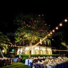 Hemingway House, Key West - my dream venue - 2.23.2013