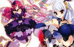 Media Factory Announces 'Madan no Ou to Vanadis' Light Novels Getting Anime Adaptation