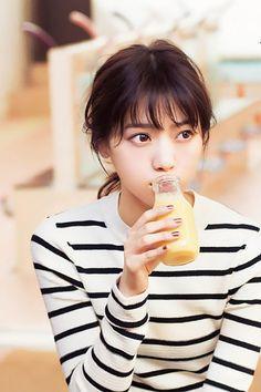Nanase Nishino - nonno Beautiful Japanese Girl, Beautiful Asian Women, Ideal Girl, Asian Singles, Asian Cute, Kawaii, Japanese Models, Asia Girl, Beauty Women