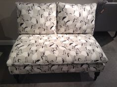 Showroom 212 at High Point Market, Furniture Showroom, Skyline, Lounge, Couch, Fall, Home Decor, Chair, Airport Lounge