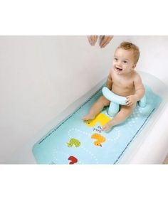 Just bought the Aqua Pod! Room to add supports for add'l kids. Can't wait for William's first bath with the pod!