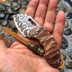 Some kind of a knife & dagger.