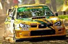 Subaru Impreza Rallycar | www.GFotografie.nl | Rick Jansen | Flickr