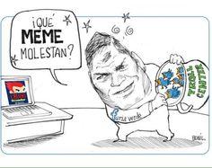 Guerra contra los memes de Crudo Ecuador - Bonil