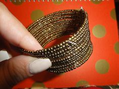 Gold Bracelet Qty 1 www.facebook.com/HERaccessory   $5 or 7 items for 20!