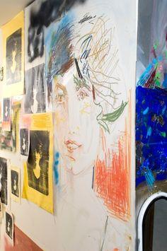 Lydia Gasman, artist
