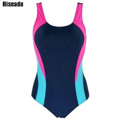 New One Piece Swimsuit Swimwear Women Sport Sexy Backless Bodysuits Swimsuits Bathing Suits