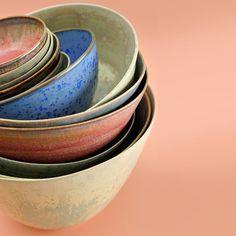 Handmade and gorgeously glazed | Ceramics by Lilo Keramiek...