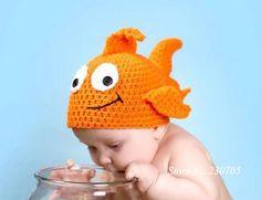 Gold Fish aka Mr. Fishy