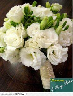wedding flowers - eustoma
