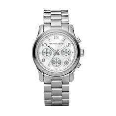 Relógio e Jóias Bluebird. MK Runway in Silver Dream Watches, Fashion  Watches, Women s Watches, Ladies Watches, 5b1e0fe424