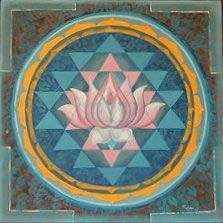 Another beautiful sri yantra.i like how the lotus flower is in the center. I could make art like this, or we could use my pregnant lady art and put it in the middle of a sri yantra like the lotus flower is here. Mandala Art, Mandala Drawing, Tatouage Yantra, Sri Yantra Tattoo, Pichwai Paintings, Shri Yantra, Chakra Meditation, Meditation Retreat, Mudras
