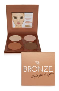 Primark - PS Bronze Highlight and Glow Kit