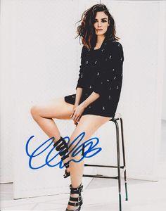 Charlotte Le Bon Autographed Signed 8X10 Photo COA 'The Hundred-Foot Journey'