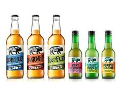 Orchard Pig Packaging by Blue Marlin